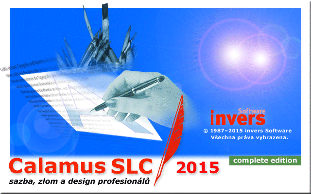 Calamus SLC 2015
