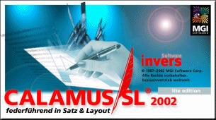 Calamus SL2002 lite edition