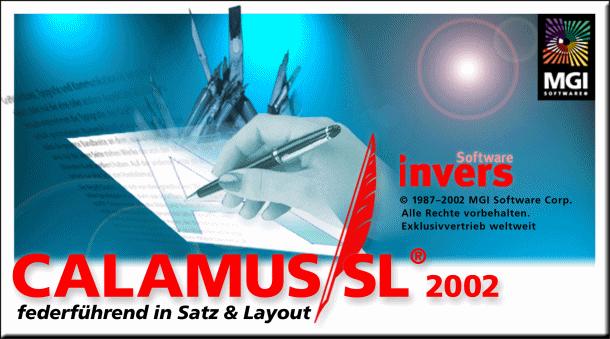 Calamus SL2002