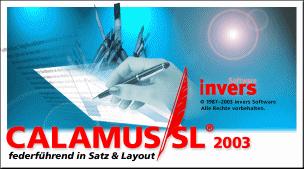 Calamus SL2003