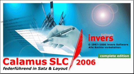 Calamus SLC 2006