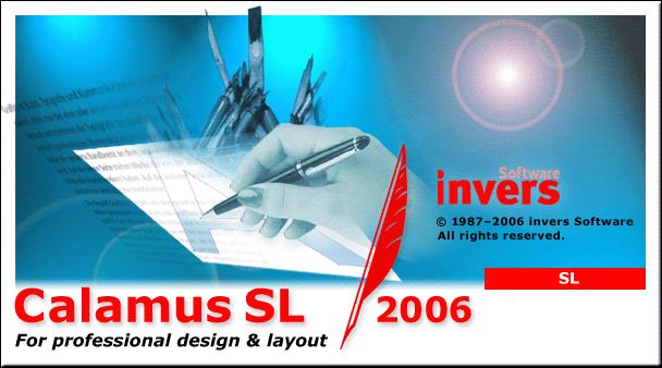 Calamus sl2006: new in release 1 (en).