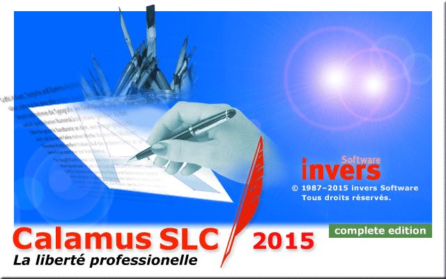 Calamus SLC 2015 Complete Edition